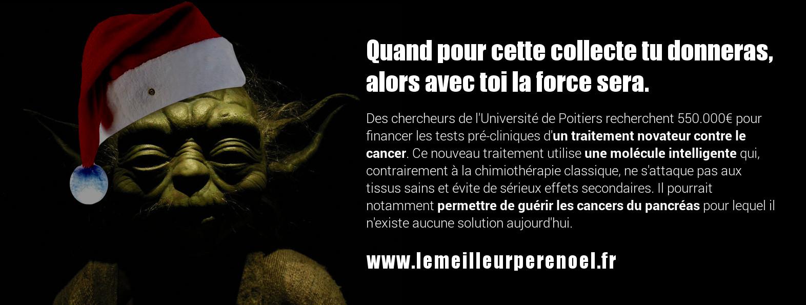 Utilisez la force qui est en vous pour vaincre le cancer !