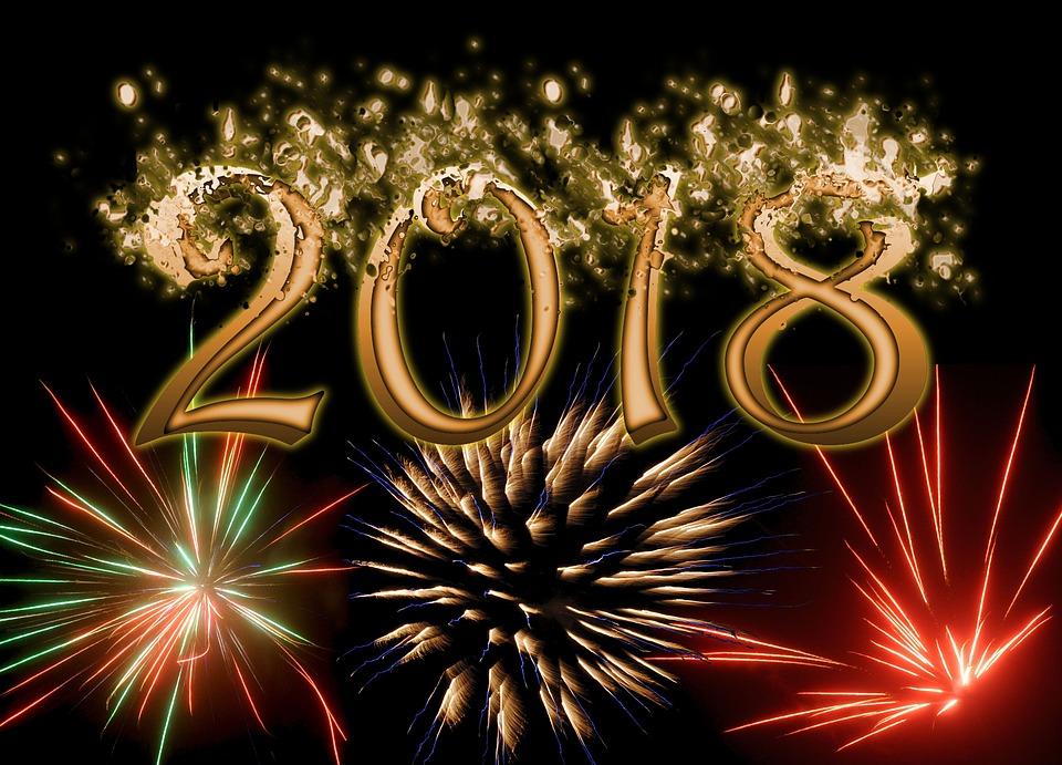 L'équipe de Therapeutic Impact vous présente ses meilleurs vœux pour l'année 2018!